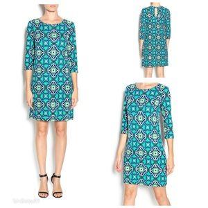 All For Color Mod Shift Summer Dress